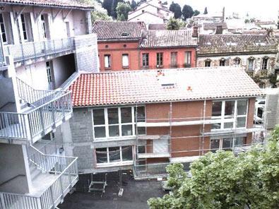 Rénovation Ecole et Collège Ste Marie des Ursulines